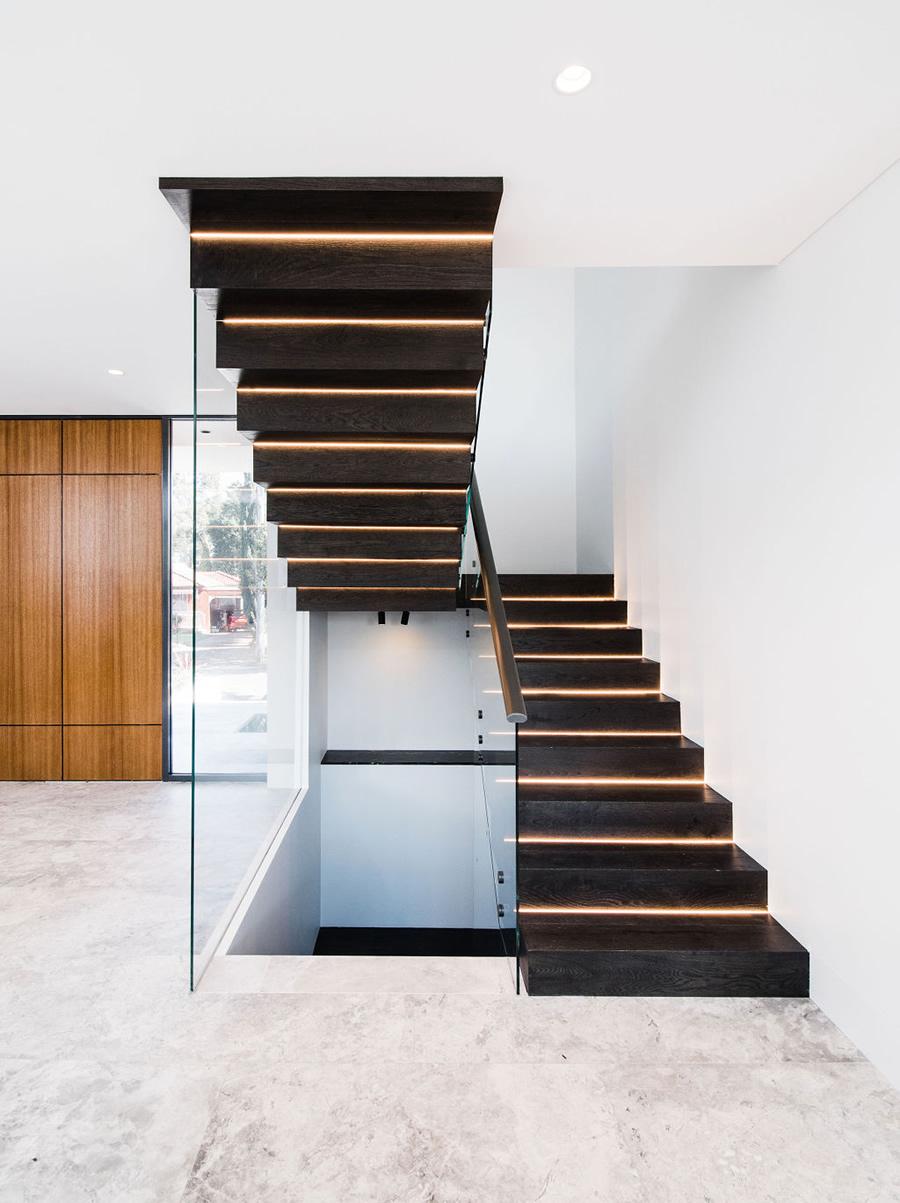 Simplay Projects Joinery Timber Staircase